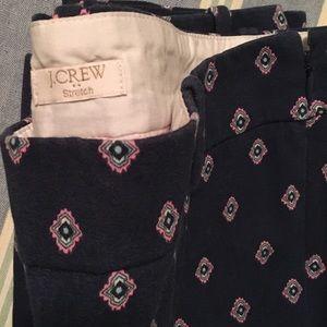 JCrew stretch dress capris